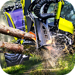 Timber Harvester Simulator Icon