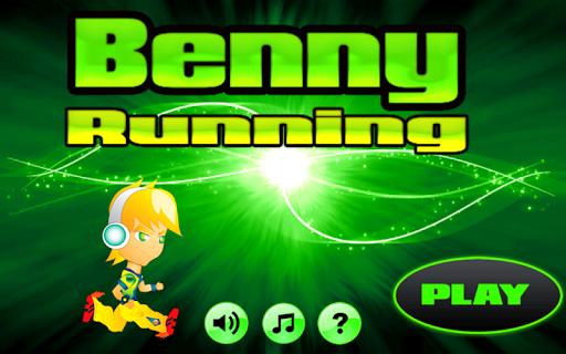 Benny Running Game Free