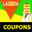 Coupons for Lazada & Promo codes icon