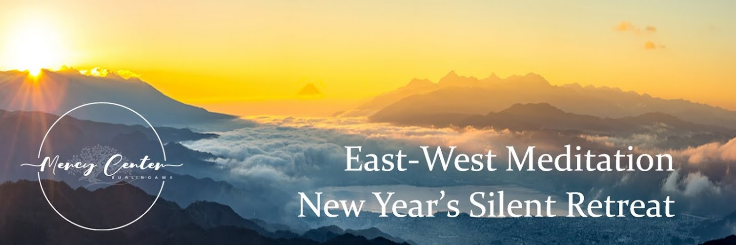 Live Online: East-West Meditation New Years Silent Retreat