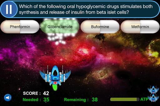 Pharmacology Scrub Wars