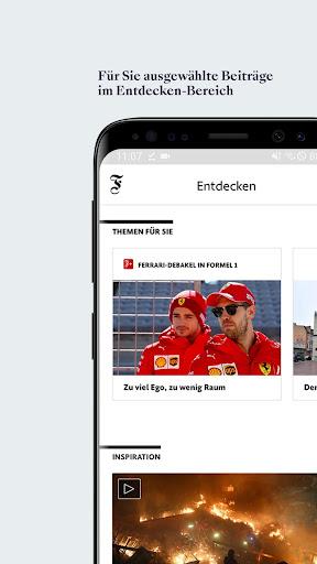 FAZ.NET - Nachrichten App Apk 2
