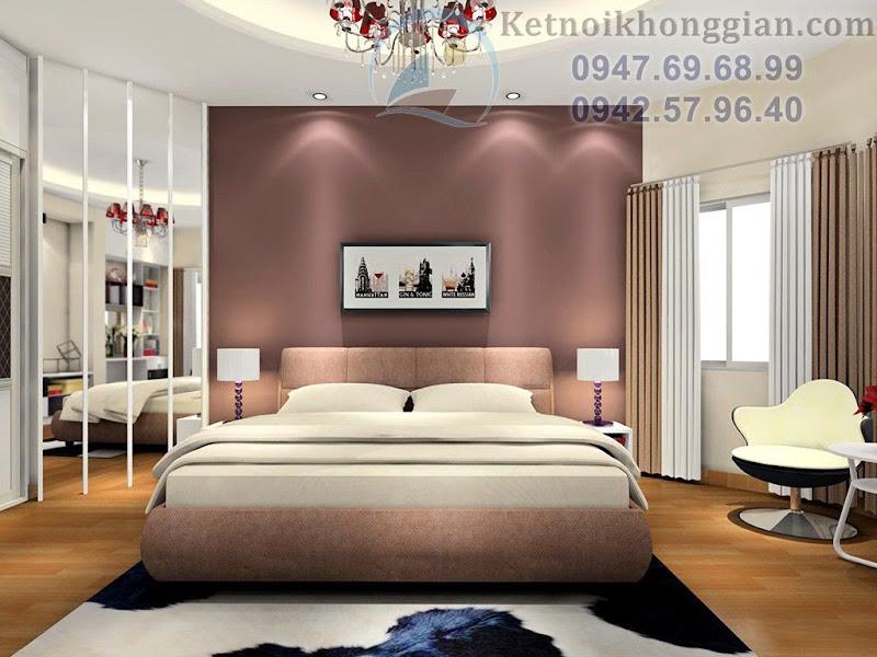 thiết kế phòng ngủ đẹp nhất Việt Nam