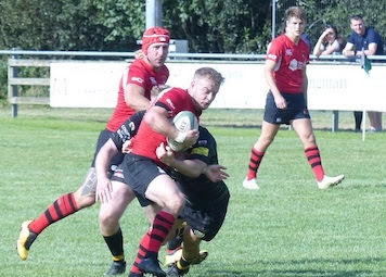 Rugby cup action this weekend