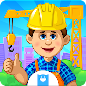 Builder Game (Bouwspel) icon