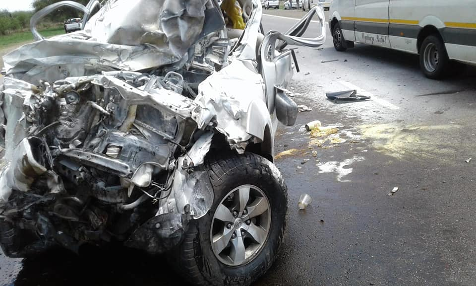 'Too many people still die on our roads': Fikile Mbalula's festive season road safety report - SowetanLIVE