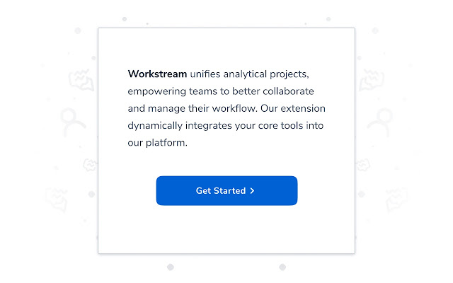 Workstream Integration Tool
