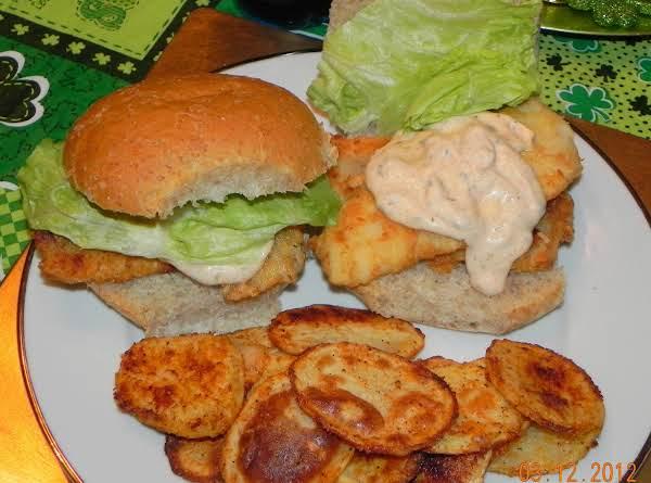 Deep Fryed Panfish. Recipe