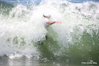 Photo: (Year 3) Day 22 -  This Wave Is a Bit Bigger #3