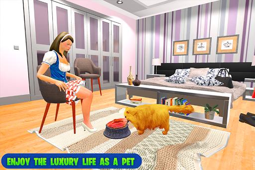 family pet cat simulator: simulation games screenshots 3