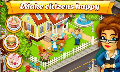 Megapolis City:Village to Town MOD (Boxes/Gold/Diamonds) 3