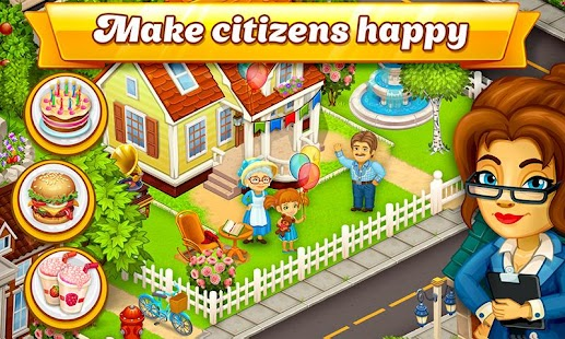 Megapolis City:Village to Town - náhled