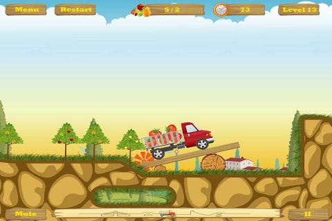 Happy Truck Explorer -- truck express racing game