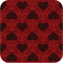 hearts pattern wallpaper ver21 icon