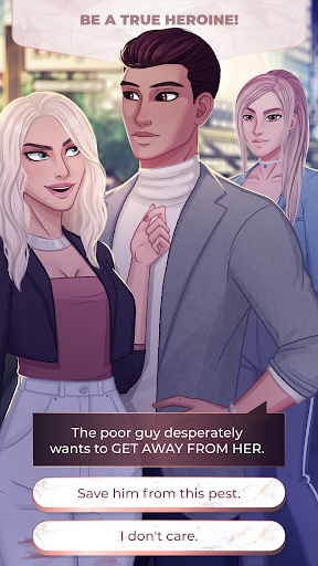 Love Story Games: Kissed by a Billionaire modavailable screenshots 1