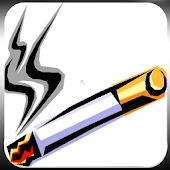 Cigarette Battery Widget Joke