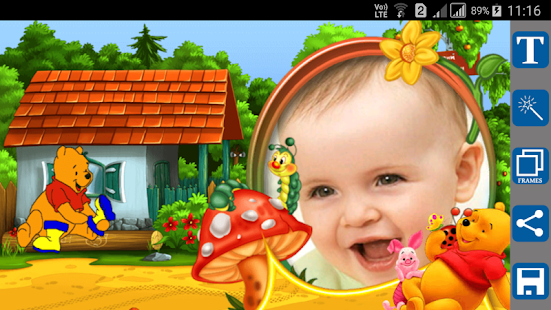 Kids Photo Frames- screenshot thumbnail