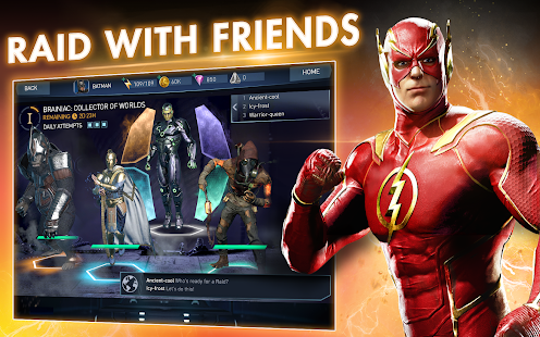 Game Injustice 2 3.6.0 APK for iPhone
