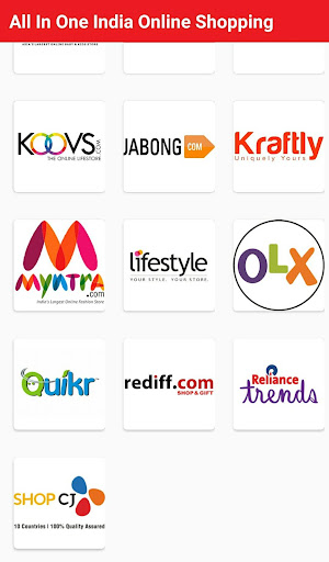 Download All In One Online Shopping Apps India on PC & Mac