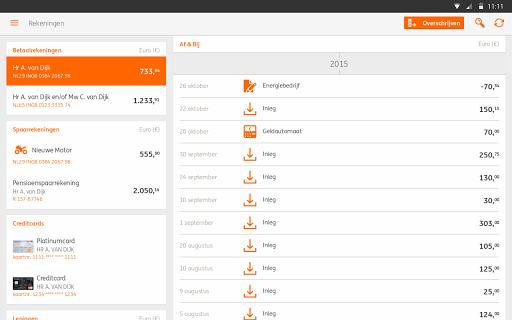 ING Bankieren screenshot 14