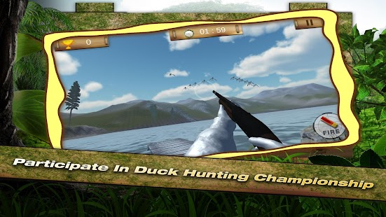 Duck Hunting 3D- screenshot thumbnail