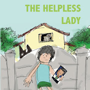 'The Helpless Lady' is a mystery novel for tweens set in lockdown.
