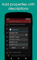 Screenshot of Build Prop Tweaker Lite