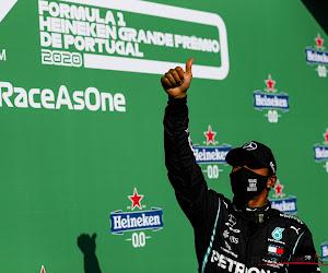 Boeiende start krijgt nauwelijks een vervolg: Hamilton breekt alsnog vrij simpel het record van Schumacher