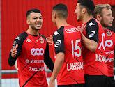 Le RFC Seraing arrache le partage contre Waasland-Beveren et entretient le suspense