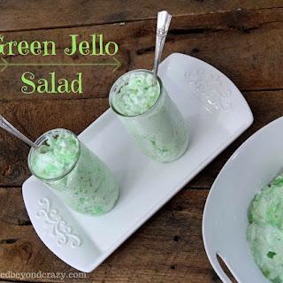 Green Jello Salad Recipes.