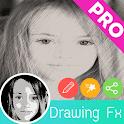 Draw FX (Sketch Photo Effects) icon