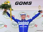 """La splendide victoire d'Yves Lampaert: """"Je n'avais pas de bonnes sensations"""""""