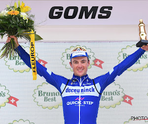 """Yves Lampaert staat zelf te kijken van prestigieuze overwinning: """"Het is gewoon te gek"""""""
