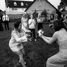 Wedding photographer Tomáš Auer (monikatomas). Photo of 21.06.2019
