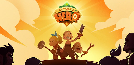 Almost a Hero - RPG Clicker Game with Upgrades game (apk) free download for Android/PC/Windows screenshot