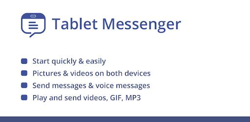 Tablet Messenger for PC