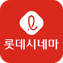 롯데시네마 모바일앱 icon