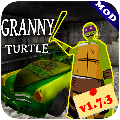 Baixar Scary Granny Turtle V1.7: Horror new game 2019