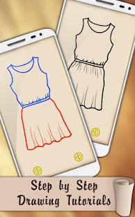 Draw Clothes Apparel - náhled