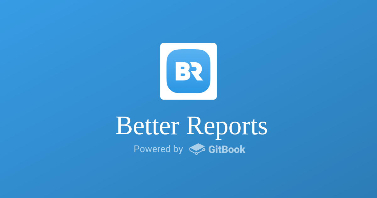 reports app Shopify