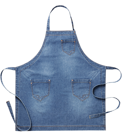 Bröstlappsförkläde