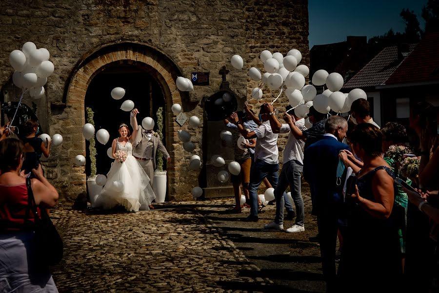 Wedding photographer Patrick Billen (Wondermooi). Photo of 20.08.2020