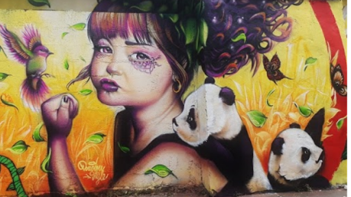 Doudou Style - rue de l'Ourcq