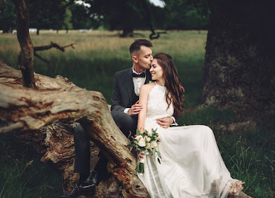 Bryllupsfotograf Vadim Shevtsov (manifeesto). Foto fra 15.08.2017
