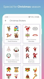 Animated Stickers for WAStickerApps Screenshot