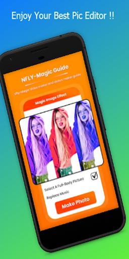 Guide VFly-Status Videos maker 2020 screenshot 4