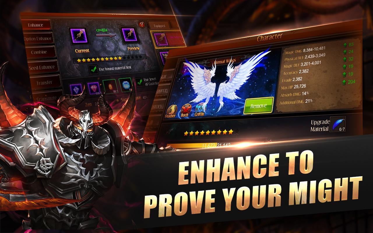 MU Origin screenshot #6