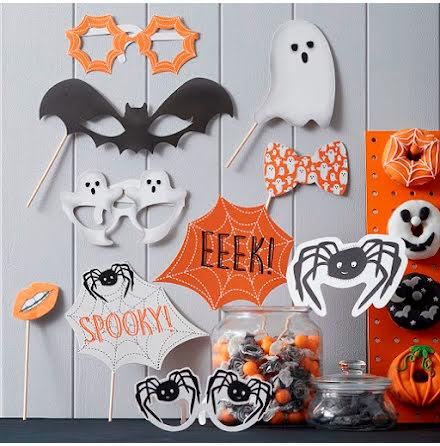 Photobooth-kit - Spooky Spider