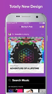 TouchTunes- screenshot thumbnail