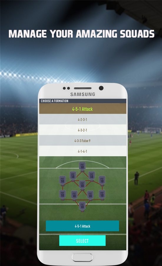 New fut 18 Draft Simulator- screenshot